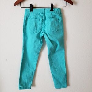 Girls' Children's Place Turquoise Chinos